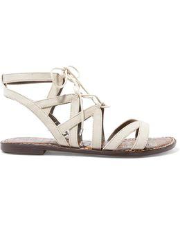 Gemma Suede Sandals