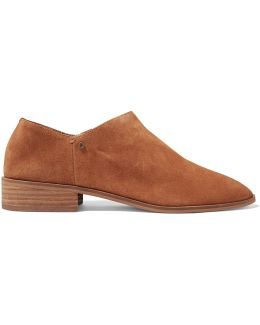Pacey Suede Ankle Boots