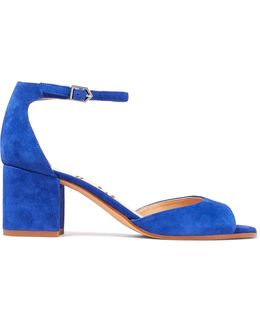 Susie Suede Sandals