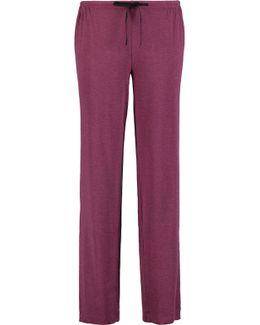 Modal-blend Jersey Pajama Pants