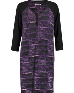 Printed Modal-blend Nightdress