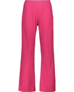 Perugia Pima Cotton And Modal-blend Pajama Pants