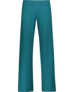 Talco Stretch-jersey Pajamas Pants