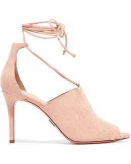 Venice Suede Sandals