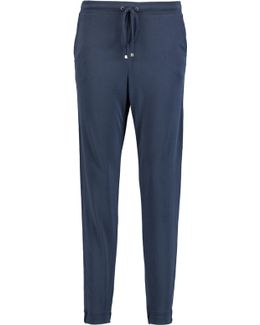 Modal-blend Tapered Pants