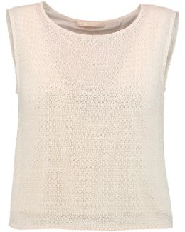 Crocheted Cotton Top