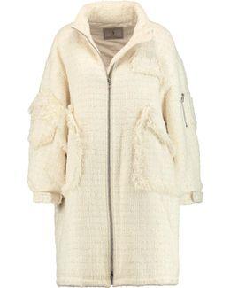 Bouclé-tweed Coat