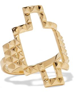 Kota Gold-tone Ring