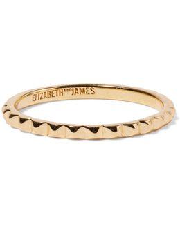 Delgado Gold-tone Ring
