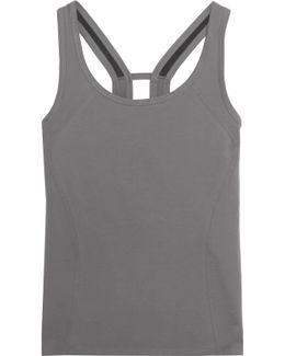 Jackie Stretch-cotton Jersey Tank