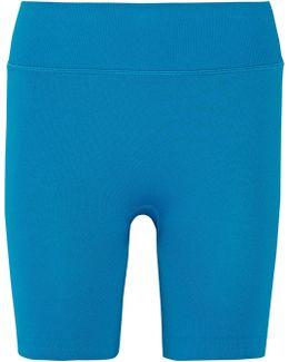 Cheryl Stretch-jersey Shorts