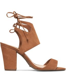 Celly Nubuck Sandals