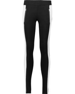Carrillo Scuba-jersey Leggings