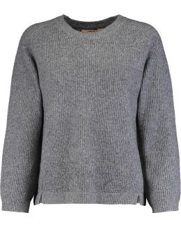 Burlington Ribbed-knit Sweater