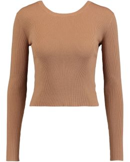 Chance Ribbed-knit Sweater