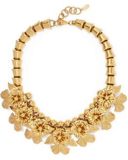 Leilani Gold-tone Necklace