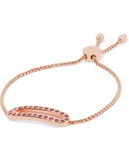 Pop Rose Gold-tone Bracelet