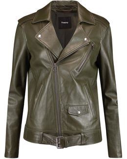 Tralsmin Leather Jacket