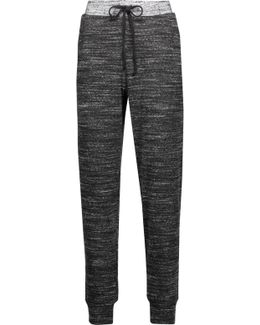 Stretch-jersey Tapered Pants