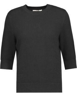 Ivar Waffle-knit Cotton-blend Sweater