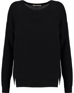 Reno Wool And Cashmere-blend Sweater