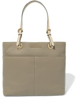 Bedford Textured-leather Tote
