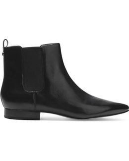 Pierce Leather Boot
