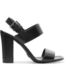 Thelma Leather Sandals