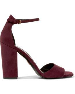 Rosa Suede Sandals