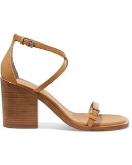 Madie Leather Sandals