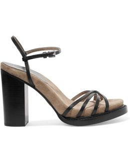 Raina Leather Sandals
