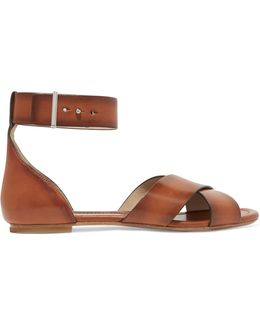 Robbie Leather Sandals
