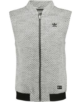Herringbone Tweed Vest