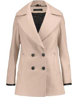 Token Wool-blend Coat