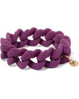 Haute Mess Rubber Bracelet