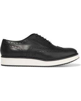 Meli Leather Brogues