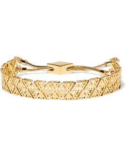 Totem Gold-tone Bracelet