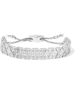 Totem Silver-tone Bracelet