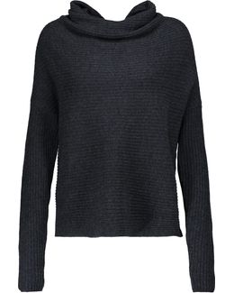 Abri Draped Cashmere Sweater