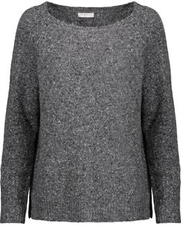 Emari Wool-blend Sweater