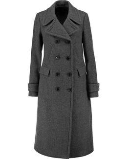Kenshon Wool-blend Coat