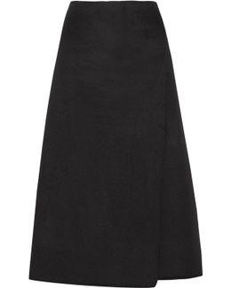 Anneal Cashmere Midi Skirt