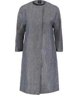 Ellinor Linen Coat