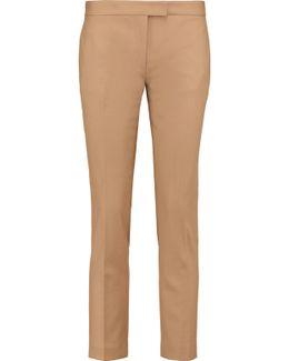 Finley Wool-blend Flannel Trousers