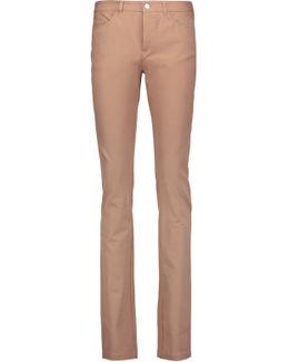 Nino Twill Slim-leg Pants