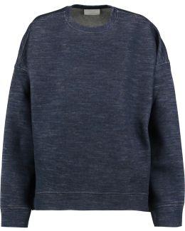 Slub Jersey Sweatshirt