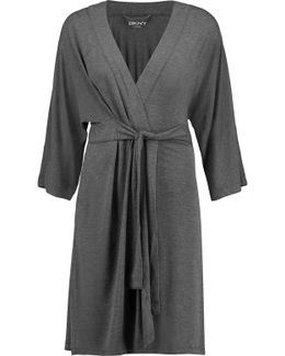 Stretch-modal Jersey Robe