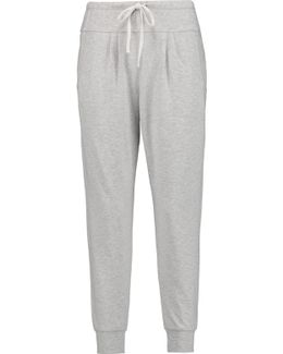 Stretch-pima Cotton Pajama Pants