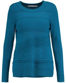 New Kingston Wool And Cashmere-blend Sweater