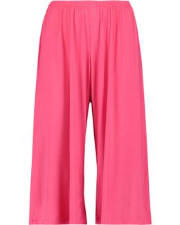 Tamaya Stretch-jersey Pajama Pants